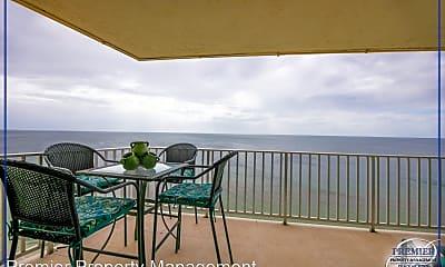 Patio / Deck, 9051 Gulf Shore Dr, 2