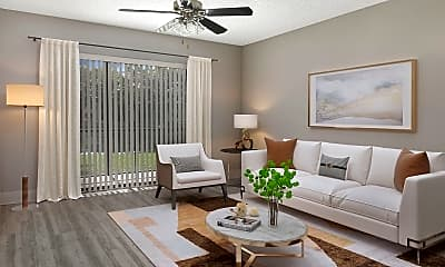 Living Room, Landings at Coconut Creek, 1