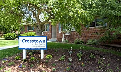Community Signage, Crosstown of Sun Prairie, 0