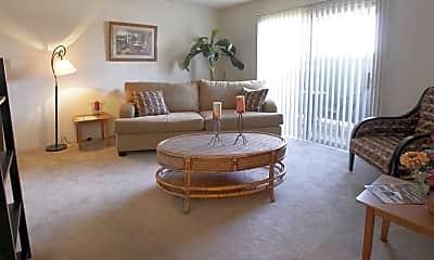 Living Room, Birdcage Village, 1