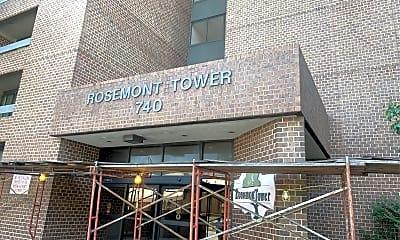Rosemont Tower, 1
