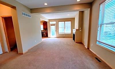 Living Room, 10747 Falling Water Ln, 0