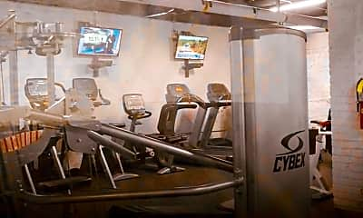 Fitness Weight Room, 2187 Holland Ave 1G, 2