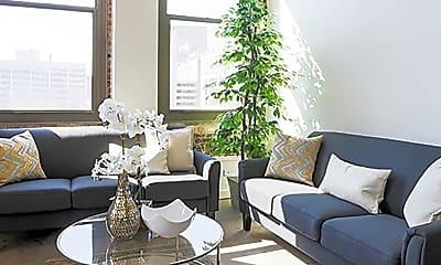 Living Room, The Pythian, 1