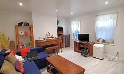 Living Room, 542 Lafayette Ave 1, 1