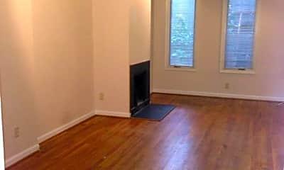Living Room, 3244 Q St NW, 2