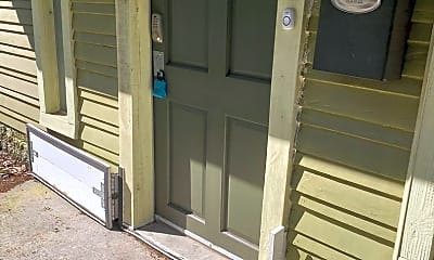 Patio / Deck, 1511 Broadway St, 1