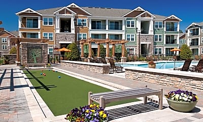 Building, The Jamison At Brier Creek, 1