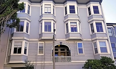 Building, 431 Lombard St, 0