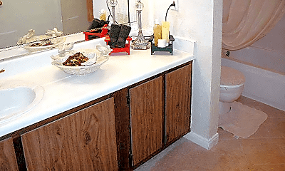 Kitchen, 10901 Meadowglen Ln, 2