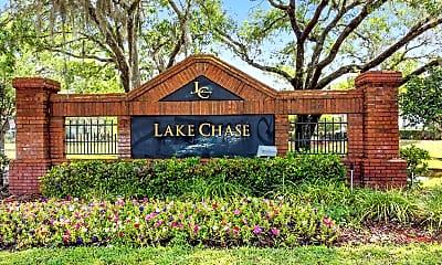 Community Signage, 9374 Lake Chase island Way, 2
