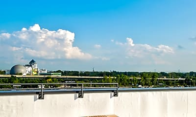 View, Solaris Lofts, 1
