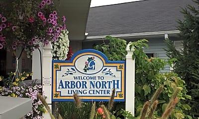 Arbor North, 1