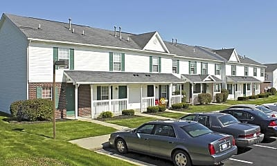 Building, Anchor Bay Townhomes, 1
