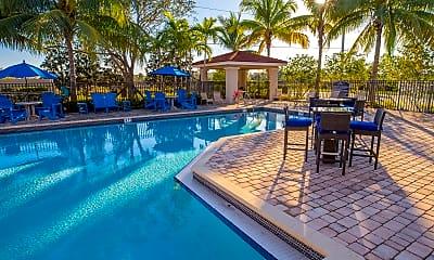 Pool, Casa Brera Apartments, 0