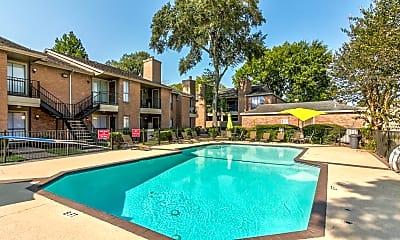 Pool, Deerbrook Garden, 2