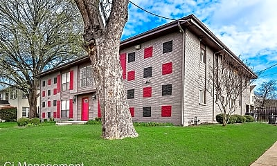 Building, 1502 N Peak St, 1