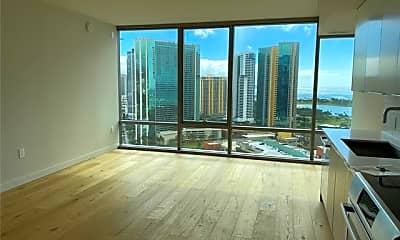 Living Room, 1001 Queen St 2410, 0