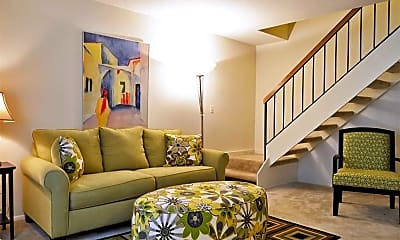 Living Room, Rossbrooke Apartments At The Lakes, 0