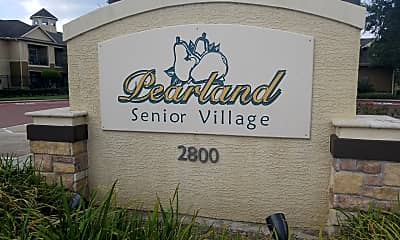 Pearland Senior Village, 1