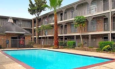 Pool, Vista on Gessner, 0