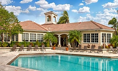 Pool, Sabal Point Apartments, 0