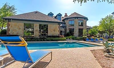Pool, Elan Apartment Homes, 1