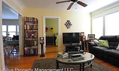 Living Room, 245 Girard Ave, 1