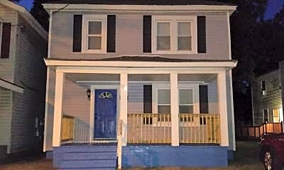 Bedroom, 826 W 48th St, 2