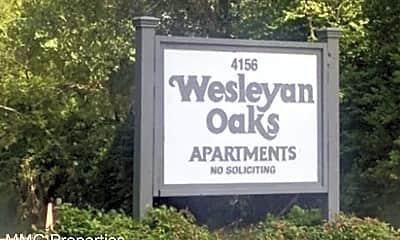 Community Signage, 4156 Napier Ave, 1