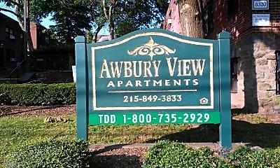 Franklin Park Apartments (Awbury View), 1