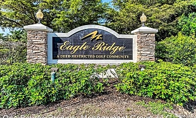 Community Signage, 14509 Aeries Way Dr, 1