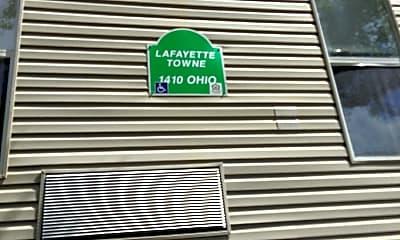 Lafayette Towne (Jvl Apartments), 1