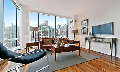 Living Room, 166 W 18th St, 0