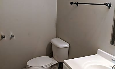 Bathroom, 2932 South 5th Street, 2