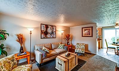 Living Room, Hayes Colony, 1