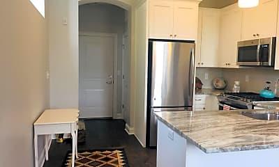 Kitchen, 77 Van Dam St 303, 1