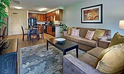 Living Room, Meriden Commons, 2