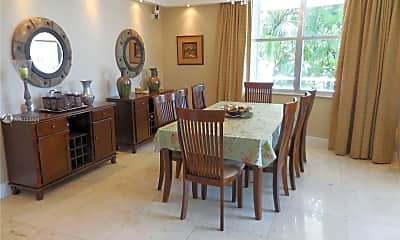 Dining Room, 5161 Collins Ave 205, 1