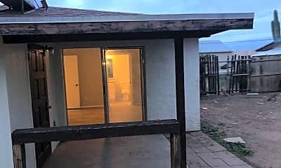 Patio / Deck, 405 N Palo Verde Dr, 2