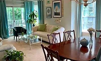 Dining Room, 1281 Paddington Rd, 1