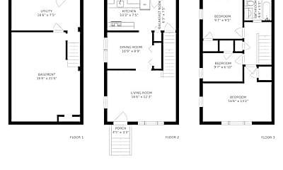 Building, 1131 Carrington Ave, 2