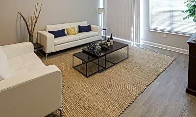 Living Room, Ayer Woods, 1