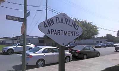 Ann Darling Apartments, 1