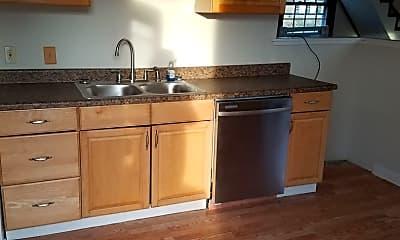 Kitchen, 79 Ferry St, 1