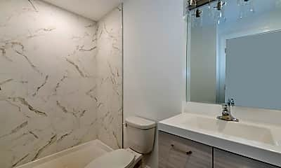 Bathroom, 35 2nd St 1, 2