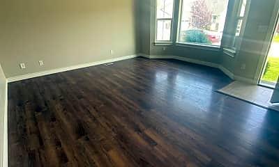 Living Room, 6133 Olivia St, 1
