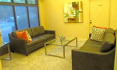 Living Room, 1808 Old Meadow Rd 1104, 2
