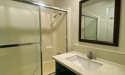 Bathroom, 3821 Green Ave, 2