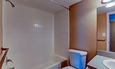 Bathroom, Serenity Lake, 2